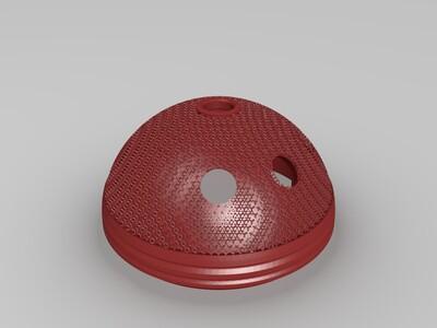 髋臼杯02-3d打印模型