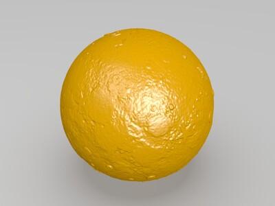 月球-星月灯-3d打印模型