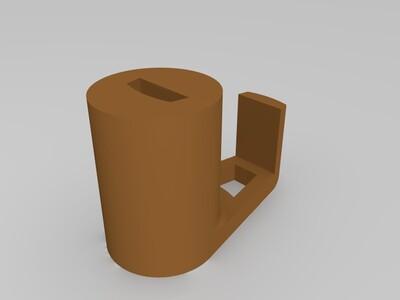 笔记本支架-3d打印模型