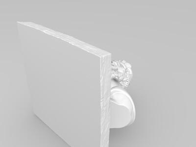 矮人族-3d打印模型