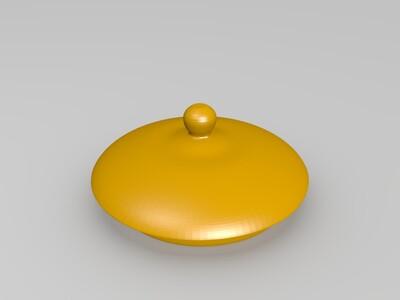 NG- 3 茶壶 一次打包-3d打印模型