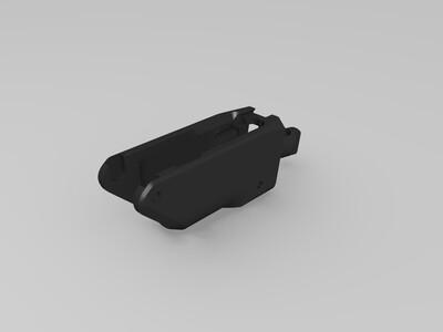 双管猎枪 的 零件-3d打印模型