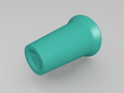 大容量水杯-3d打印模型