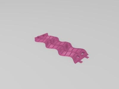 手镯-3d打印模型