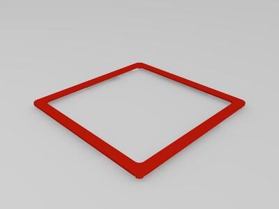 定制台灯-3d打印模型