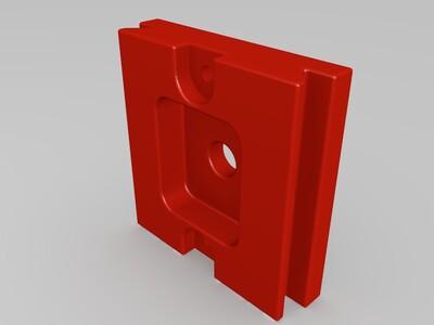 轻装时代快装板-3d打印模型