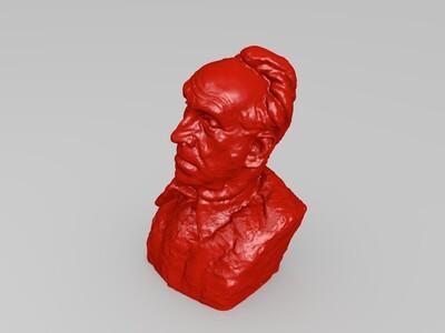 卢浮宫雕塑-3d打印模型