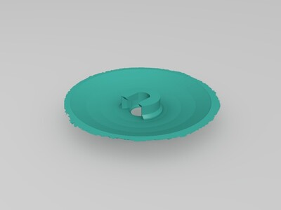 15MM月球灯-3d打印模型