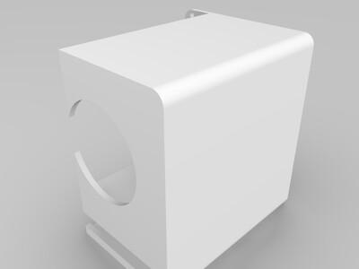 2寸迷宫音箱-3d打印模型