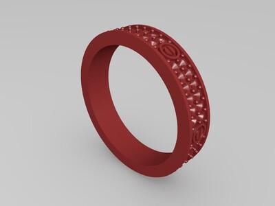 戒指03-3d打印模型