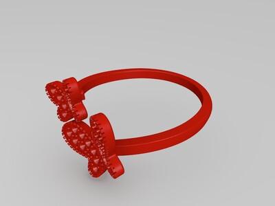 戒指04-3d打印模型
