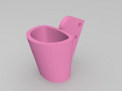 vive 手柄架-3d打印模型