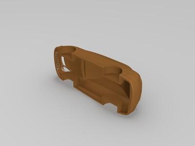 悦翔车模-3d打印模型