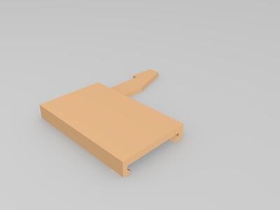 卡尺-3d打印模型