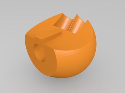 拼装打印哆啦A梦-3d打印模型
