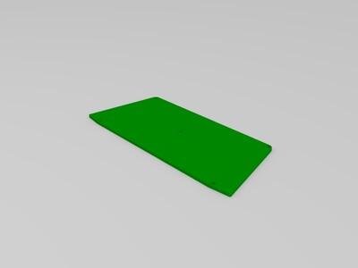 2寸全频蓝牙迷宫音箱-3d打印模型