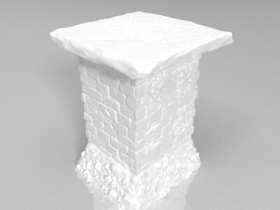 三大将之青雉懒散正义地台-3d打印模型