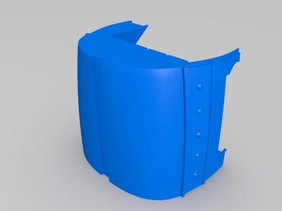 海贼王梅利号-3d打印模型