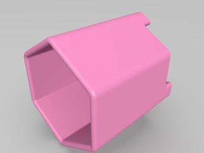16花盆-3d打印模型