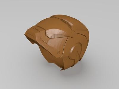 复仇者联盟1钢铁侠MK7-3d打印模型
