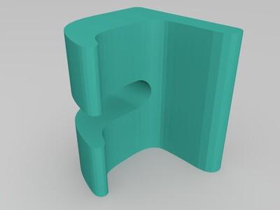 数据线架-3d打印模型