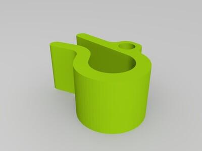 线材夹-3d打印模型