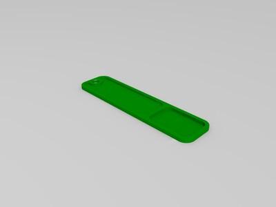 线材标签-1-3d打印模型