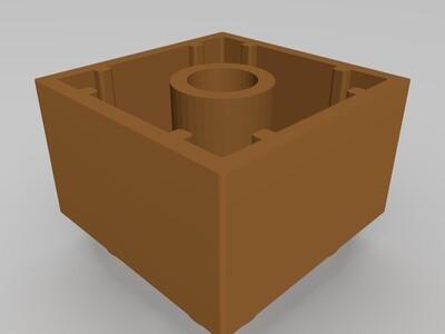 乐高大颗粒-3d打印模型