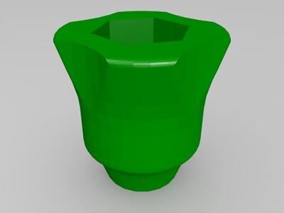 GoPro 山狗 运动相机配件 螺栓-3d打印模型