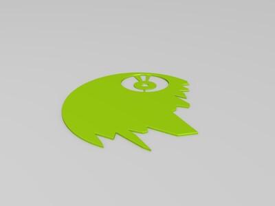 漫威电影复仇者联盟3钢铁侠50号-3d打印模型