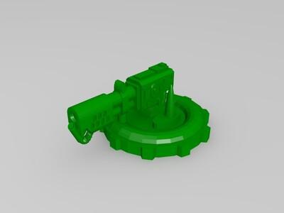 不知名的坦克-3d打印模型