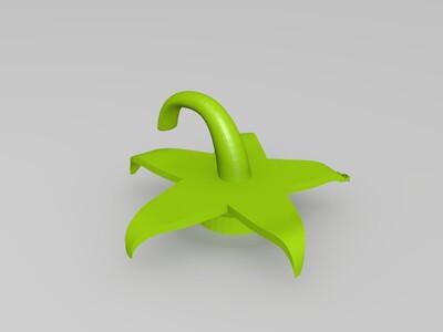 番茄灯模型-3d打印模型