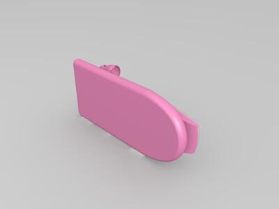 气垫船-3d打印模型