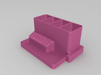 笔架支架-3d打印模型