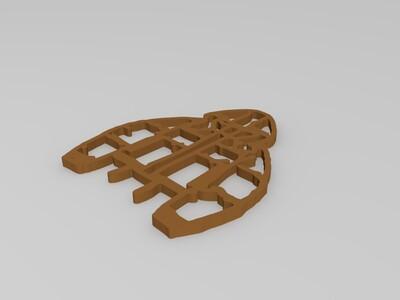衣服.stl-3d打印模型