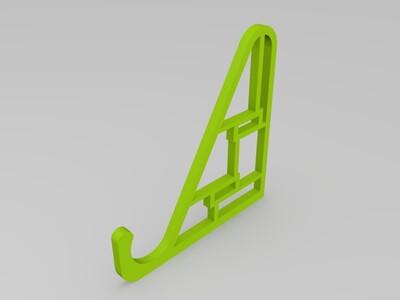 简易楼梯-3d打印模型