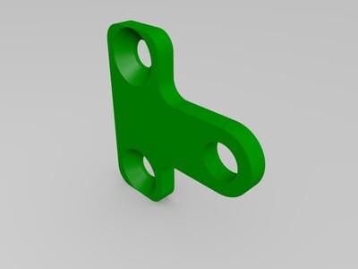 漂移车-3d打印模型