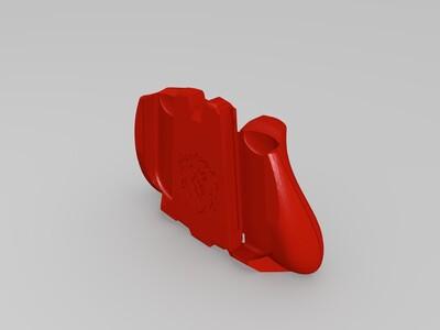 任天堂 switch 手柄托 魔兽世界联盟部落-3d打印模型