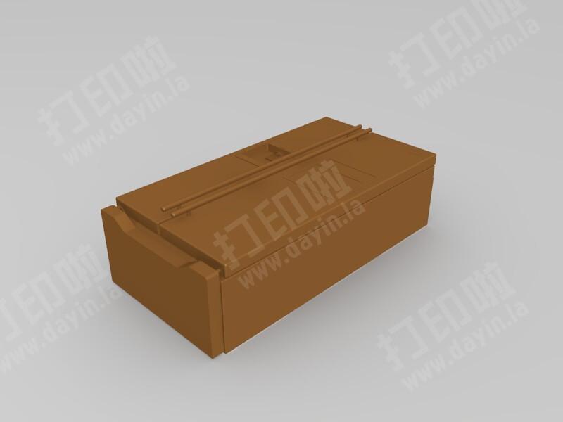 电冰箱-3d打印模型