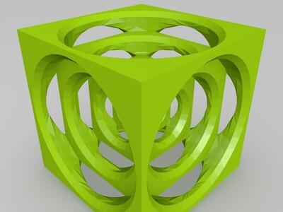 多维数据-3d打印模型