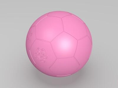 足球灯-3d打印模型