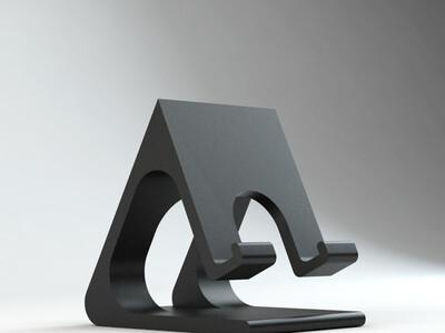 手机支架 -3d打印模型