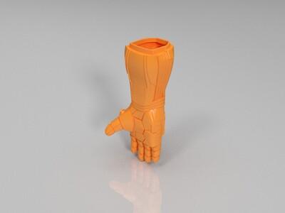 模型最新模型-3D下载动态-3D打印用户打印-雅布室内设计作品集图片