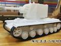 KV-2重型坦克-3d打印模型