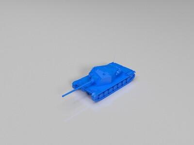 【USSR】LTG-3d打印模型