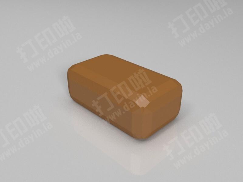 长方体-3d打印模型