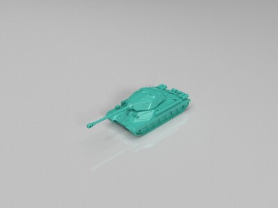 【USSR】ST-I-3d打印模型
