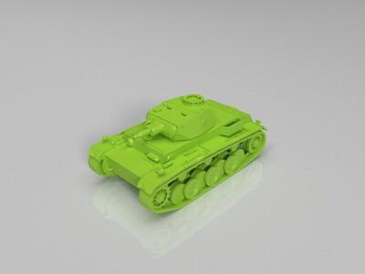 【Germany】VK_30.01_(H)-3d打印模型
