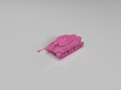 【Germany】VK_45.02_(P)_Ausf._A-3d打印模型