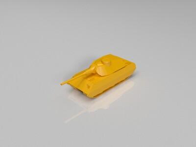 【Germany】VK_100.01_(P)_Ausf._B-3d打印模型